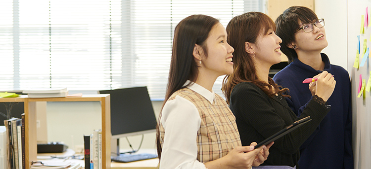 人間社会学部 | 昭和女子大学 入試サイト